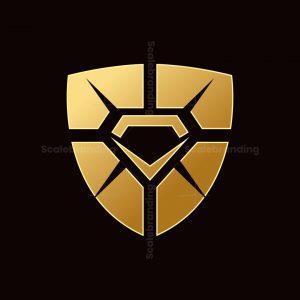 Diamond Shield Logo