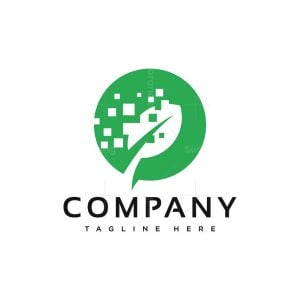 Leaves Digital Logo