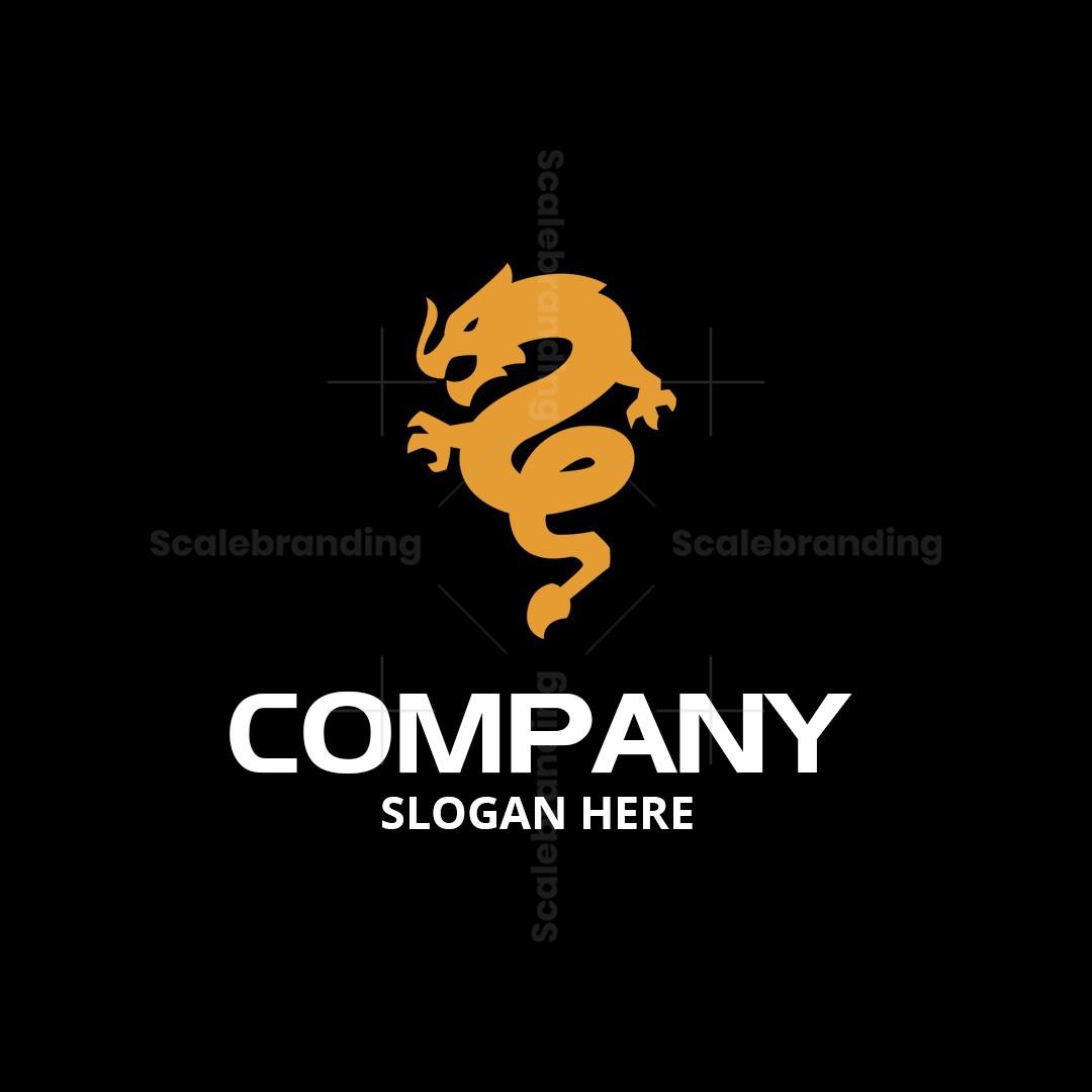 Chinese Dragon Logomark