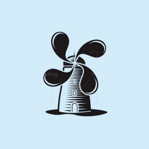 Drop Windmill Logo