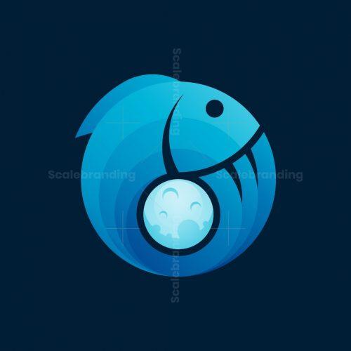 Fish Moon Logo