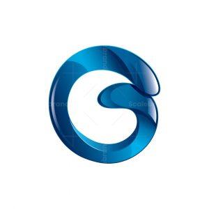 G Letter 3d Logo