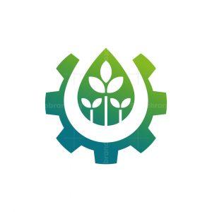 Gear Nature Logo