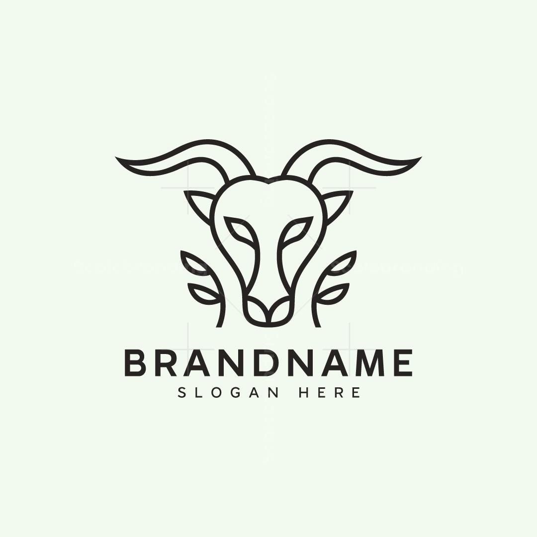 Goat Head Logo