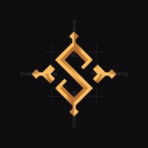 Golden S Logo