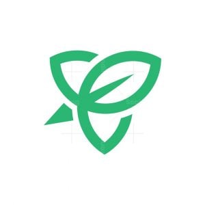 Green Rocket Logo