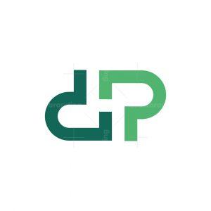 Hp Letter Logo