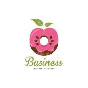 Healthy Doughnuts Logo