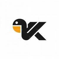 K Toucan Logo