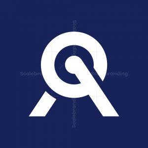 Letter Ga Or Ag Logo