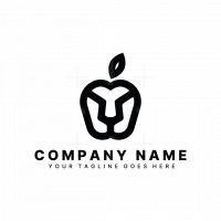 Apple Lion Logo