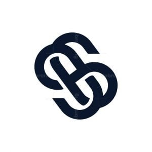 Letter S Knot Or 986 Logo