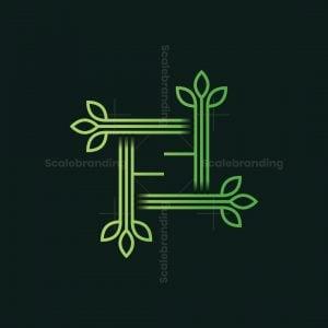 Leaf S Logo