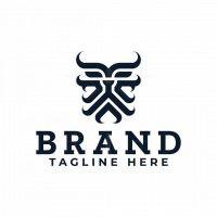 Lion Bull Logo