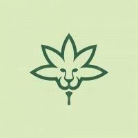 Lion Cannabis Logo