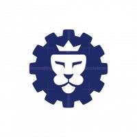 Lion King Gear Logo