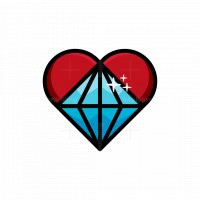 Love Diamond Logo