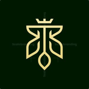 Luxury Bb Monogram Logo