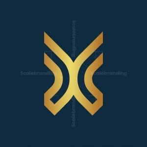 Luxury Yx Xy Monogram Logo