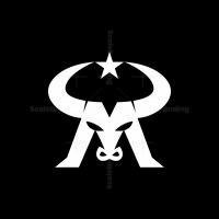 M Bull Letter Logo