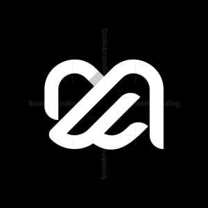 M Winged Logo