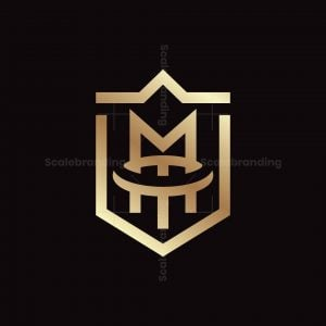 Majestic M Letter Logo