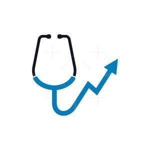 Medical Financial Logo