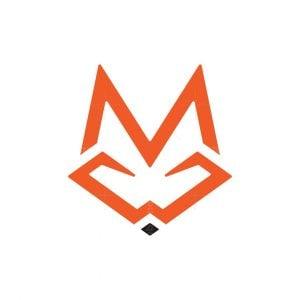 Minimal Fox Logo
