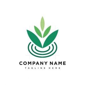 Nature Plant Logo