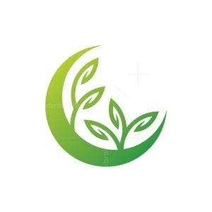 Night Leaf Logo