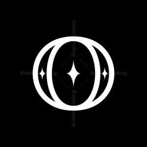 Circle O Letter Logos