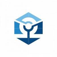 Omega Hexagon Logo