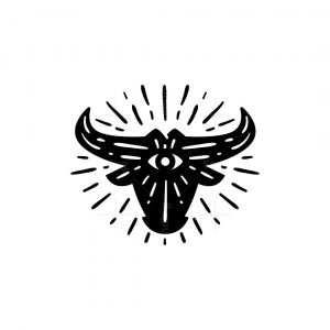 One Eyed Bull Logo