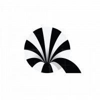 Optical Illusion Q Logo