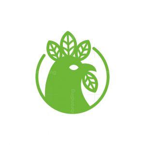 Organic Chicken Logo