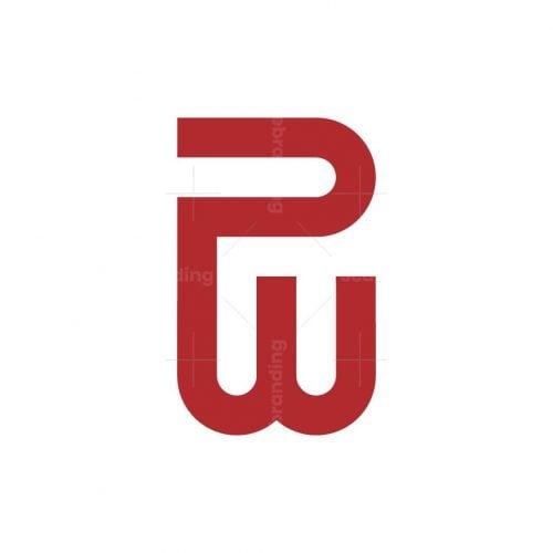 Pw Or Wp Logo