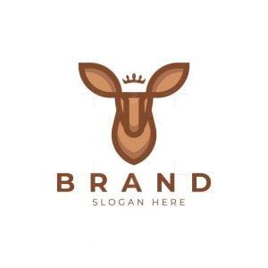 Queen Deer Logo