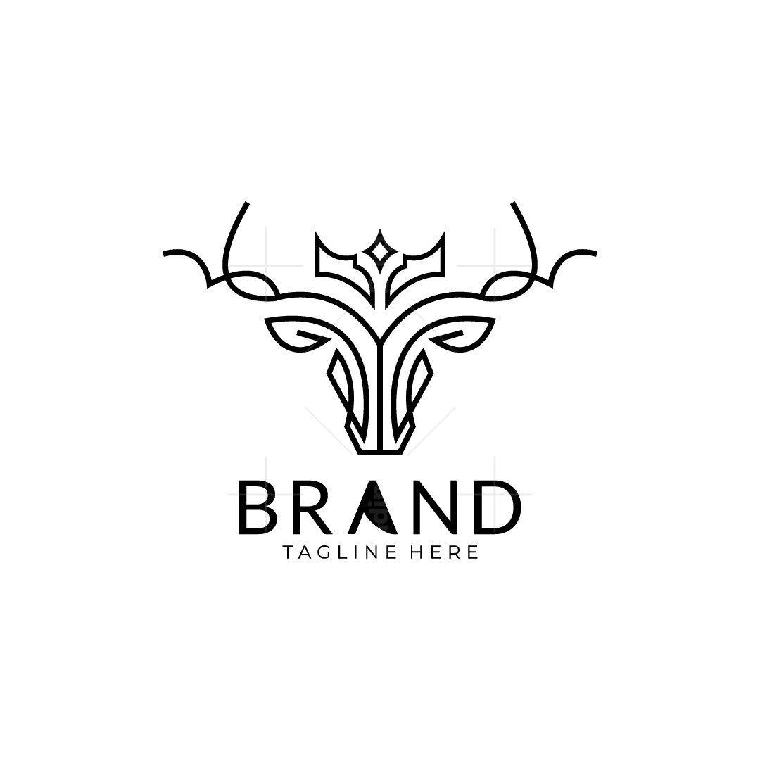 Deer Queen Logo