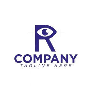 R Eye Logo