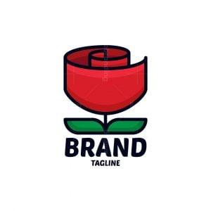 Rose Paper Logo