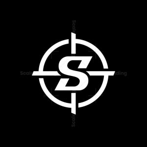 S Shoot Letter Logo