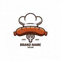Sausage Chef Logo
