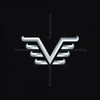 Silver Horn V Logo
