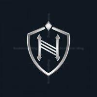 Silver Shield N Logo