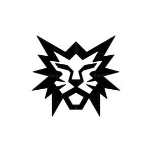 Spike Lion Logo