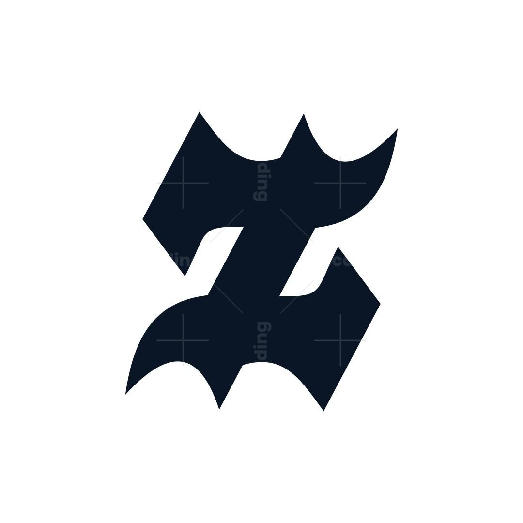 Stylish Z Logo