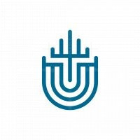 Letter Tu Ship Logo