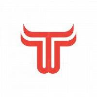 Tw Or Wt Bull Logo
