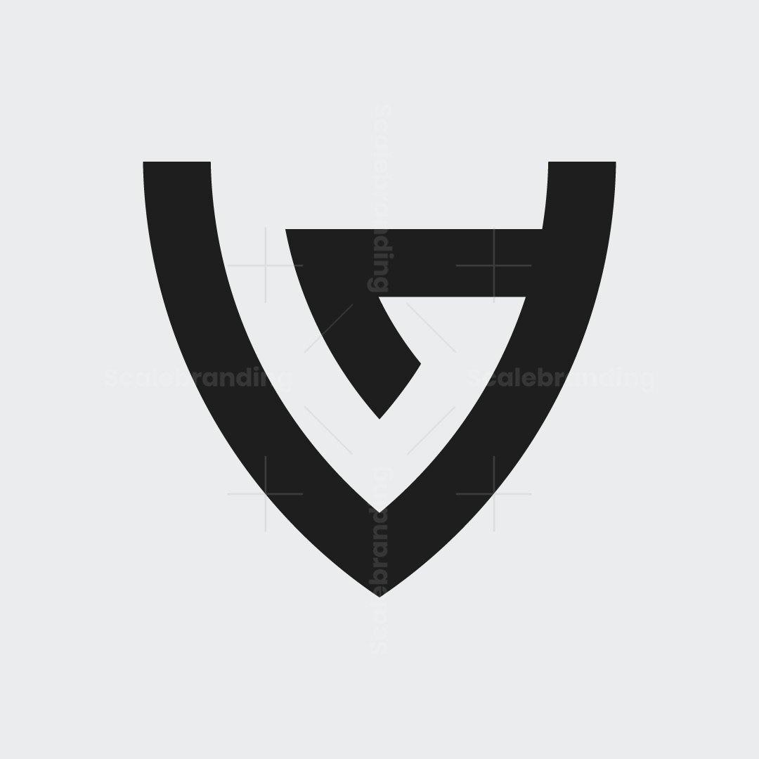 Vg Or Gv Logo