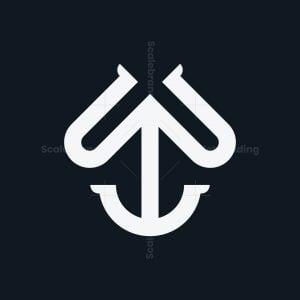 W Anchor Logo